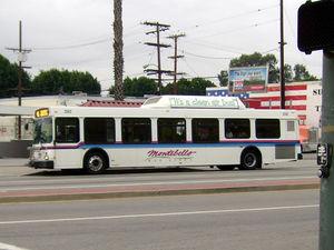 Montebello Bus Lines Transit Wiki