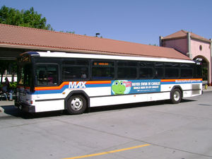 Modesto Area Express From Transit