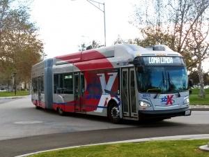 Omnitrans sbX - Transit Wiki