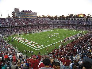 Stanford Stadium - Transit.Wiki