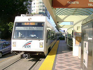 Captivating Free VTA 10 Airport Flyer Bus Connects With Light Rail At Metro/Airport  Station. When Taking The Bus From The Airport To Light Rail, Look At The  Headsign To ... Photo Gallery