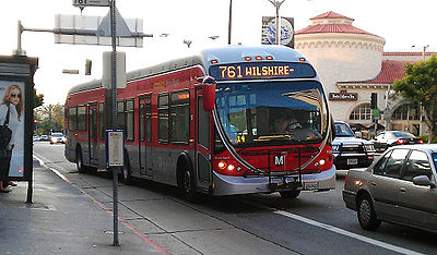 Los Angeles Metro Bus Routes Transit Wiki
